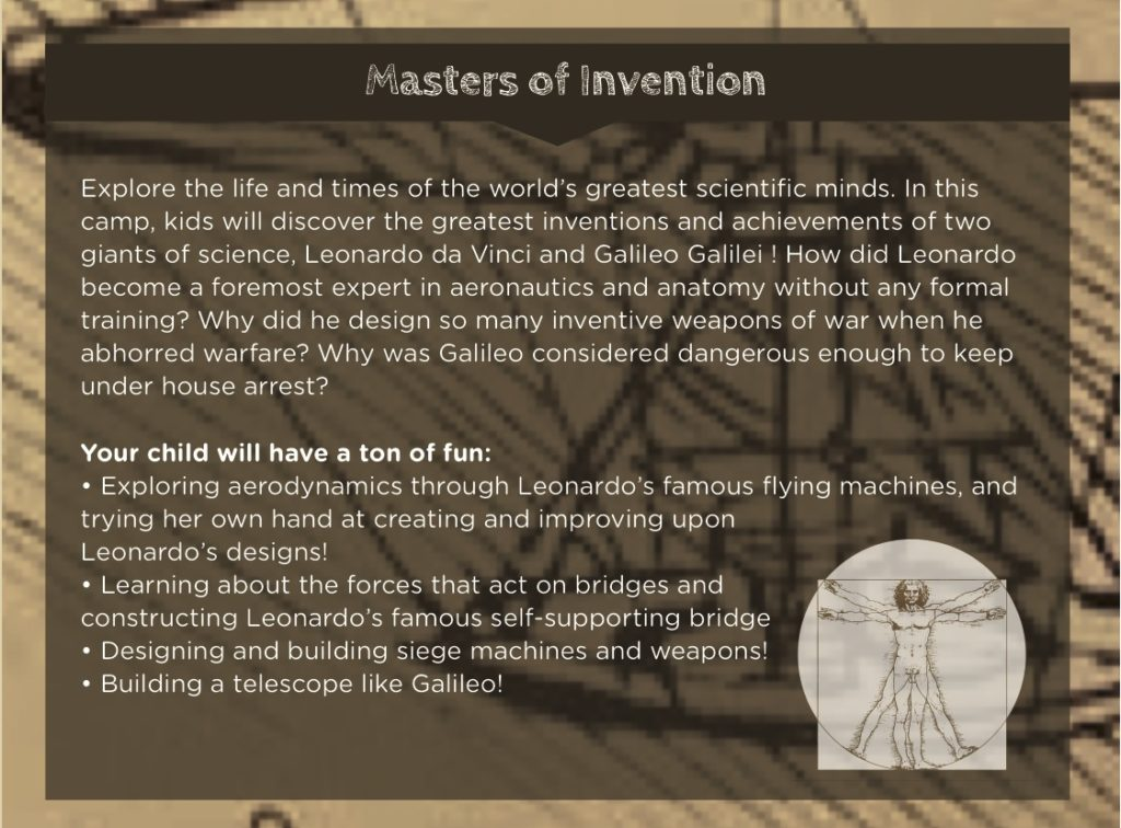Masters of Invention